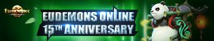 Eudemons Online Free 15th Anniversary Lucky Media Pack Giveaway