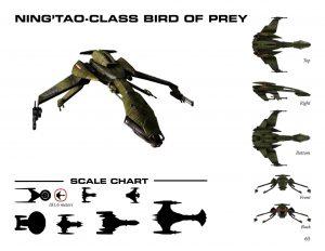 Ning'Tao Class Bird of Prey