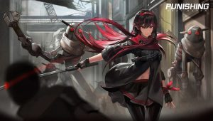 Punishing: Gray Raven launch