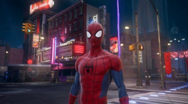 Marvel Future Revolution codes Spiderman