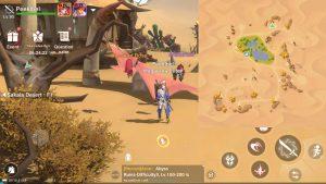 Treasure Chest guide Sakala Desert F1 1