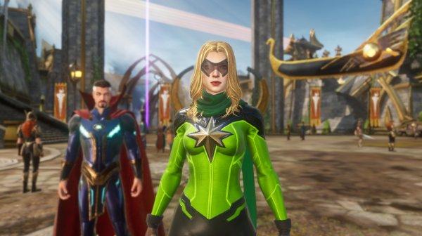 Marvel Future Revolution Midgardia Hidden Quests Locations Guide