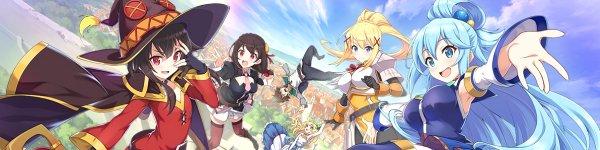 Konosuba Fantastic Days Reroll Guide
