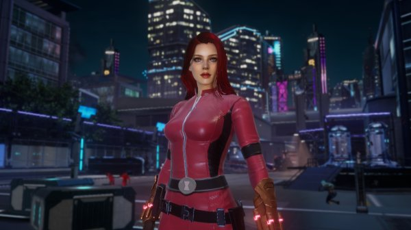 Marvel Future Revolution Guide New Stark City Black Widow