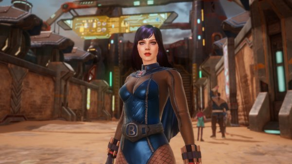Marvel Future Revolution Guide Sakaar Black Widow