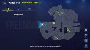 The Hub Cluster Hidden Quests