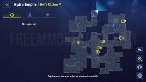 Marvel Future Revolution Hydra Empire Hidden Quests Locations