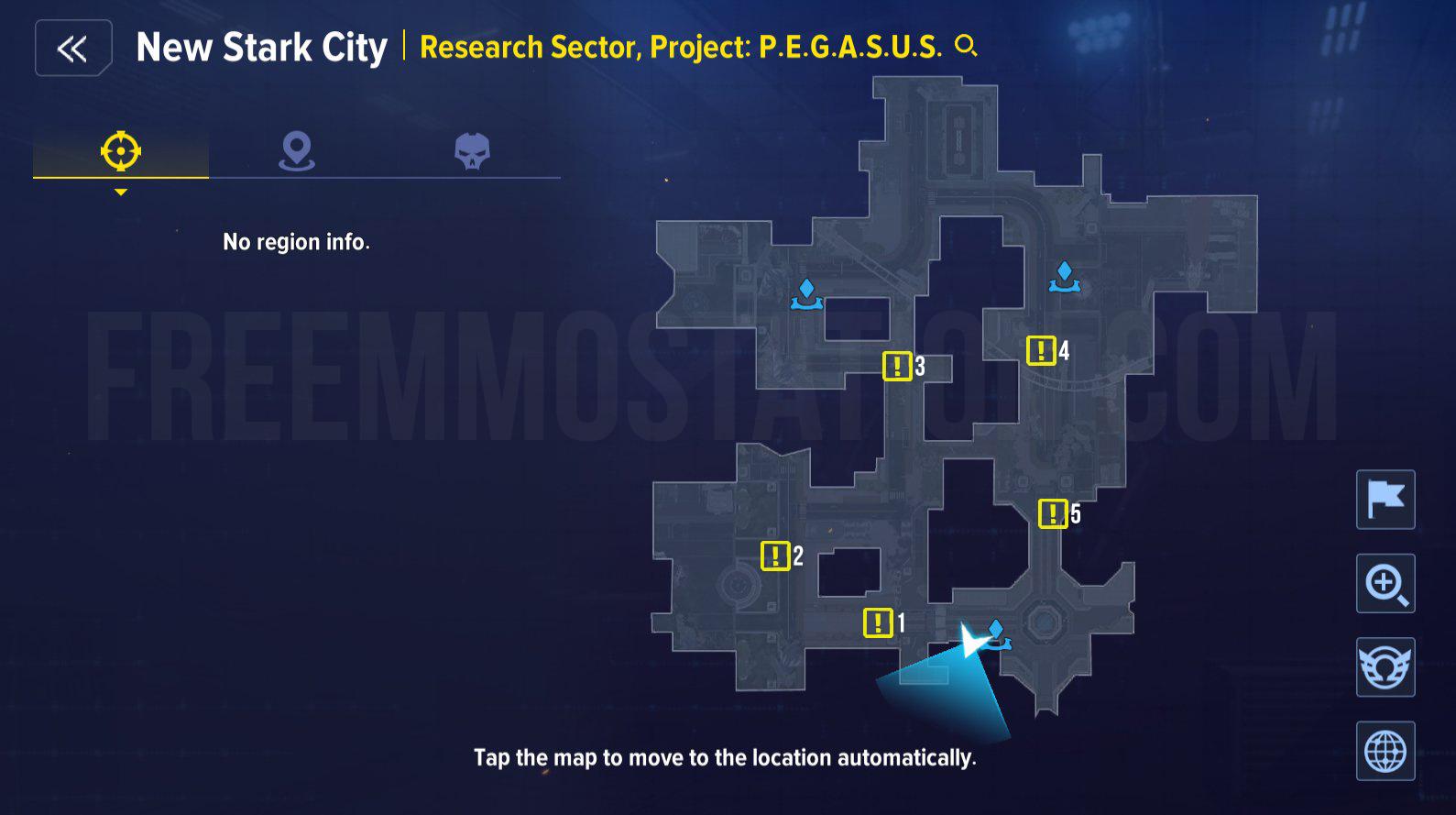 Marvel Future Revolution New Stark City Hidden Quests Locations