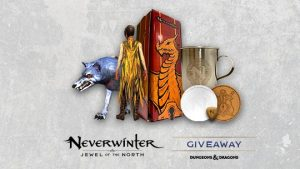 Neverwinter Bard giveaway physical item