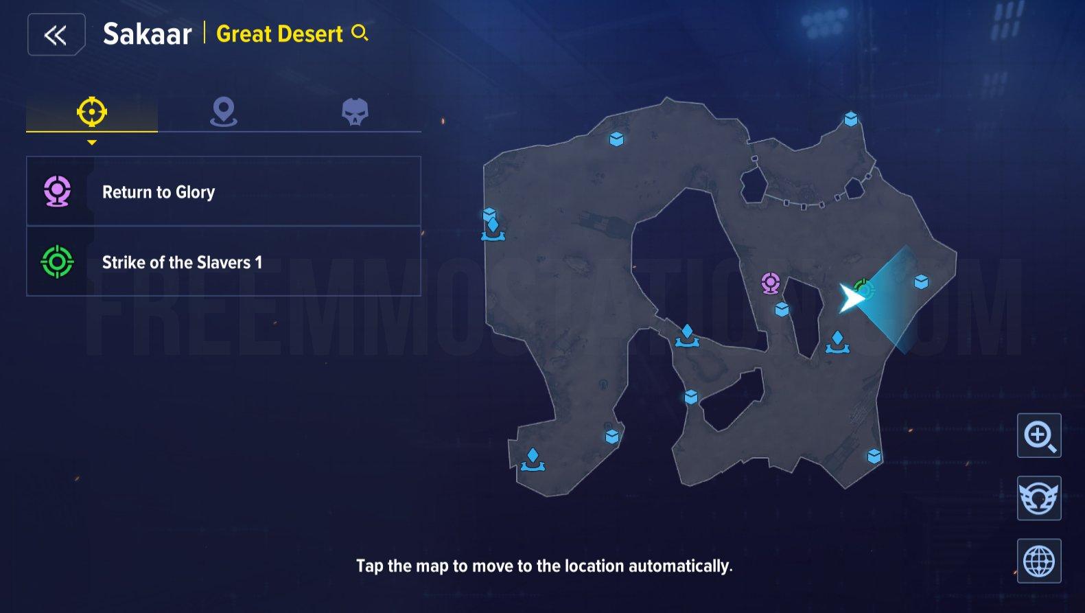 Marvel Future Revolution Sakaar Collectibles Locations