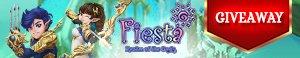 Fiesta Online Free Gift Pack Giveaway