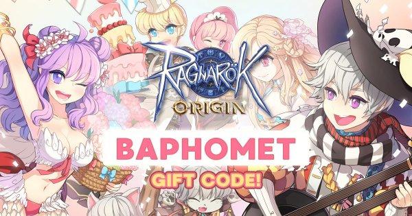 Ragnarok Origin Gift Codes List
