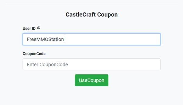 CastleCraft World War Coupon Codes List