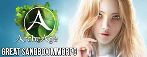 Archeage best sandbox MMORPG
